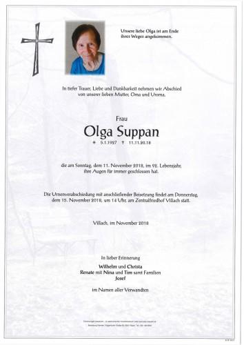 Olga Suppan