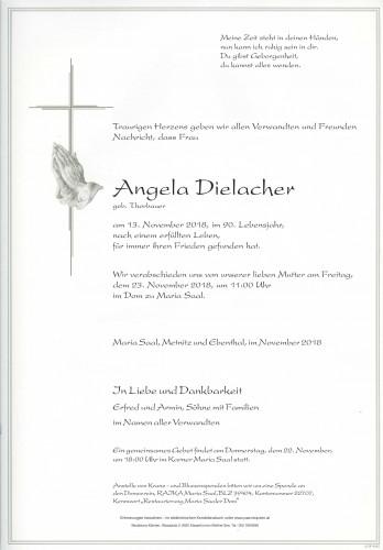 Angela Dielacher geb. Thorbauer