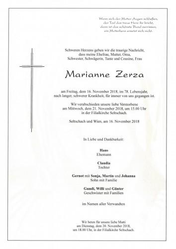 Marianne Zerza