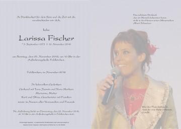 Larissa Fischer