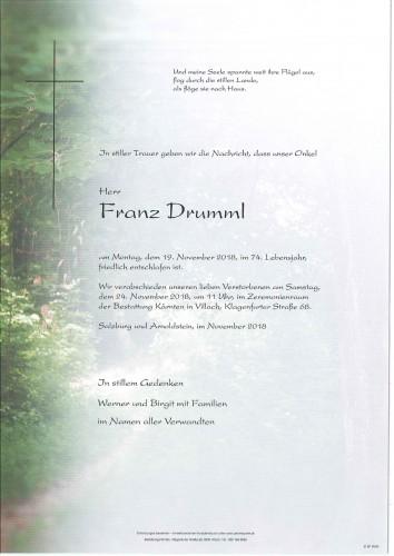 Franz Drumml