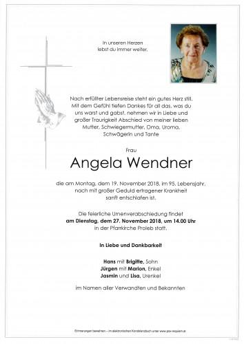 Angela Wendner