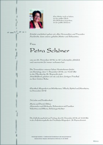 Petra Schöner