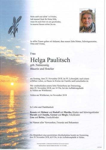 Helga Paulitsch