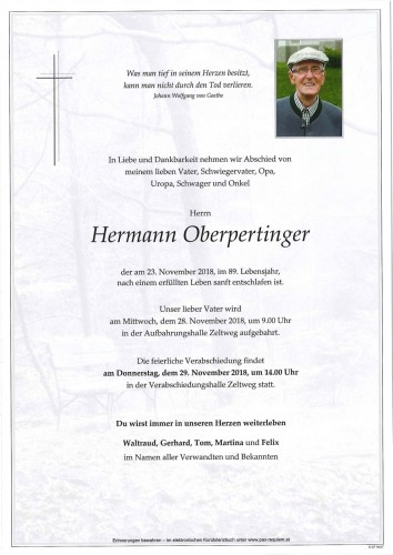 Hermann Oberpertinger