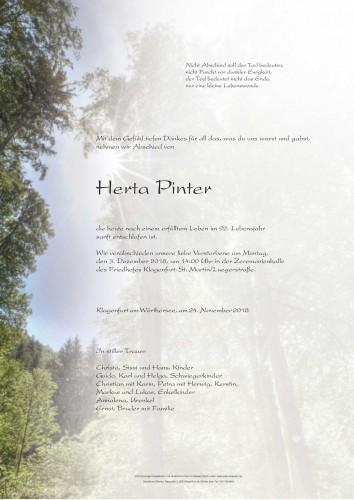 Herta Pinter