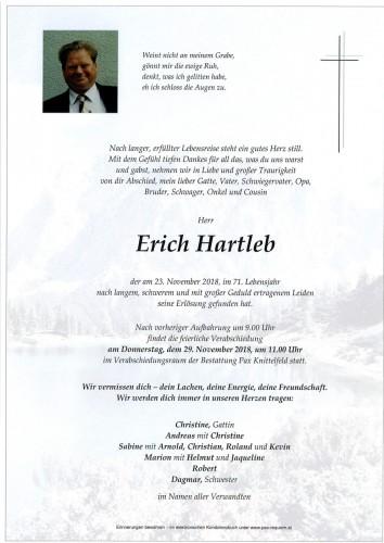 Erich Hartleb