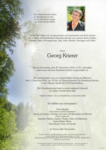 Georg Krierer