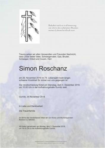 Simon Roschanz