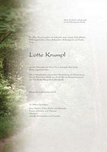 Lotte Krumpl