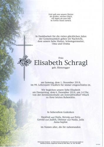 Elisabeth Schragl