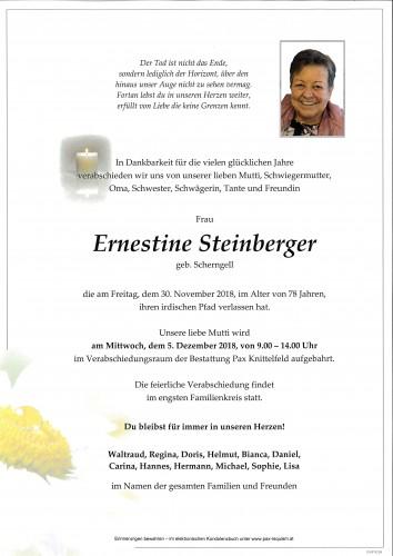Ernestine Steinberger