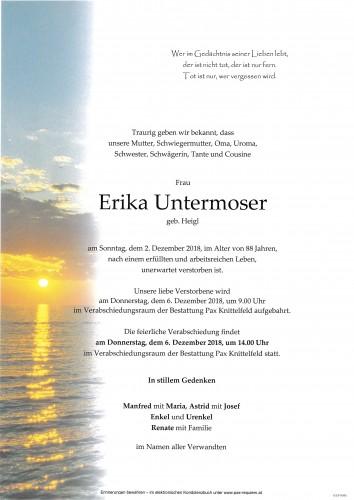 Erika Untermoser