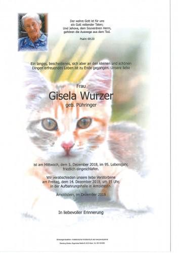 Gisela Wurzer