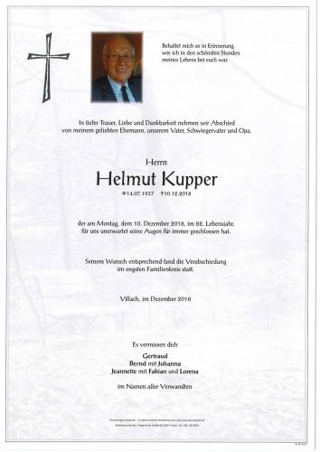 Helmut Kupper
