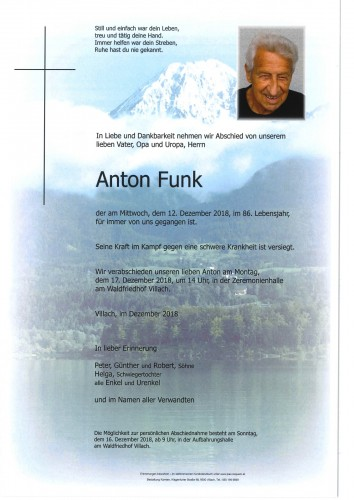 Anton Funk