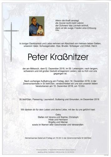 Peter Kraßnitzer