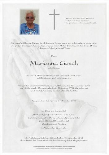 Marianna Gosch
