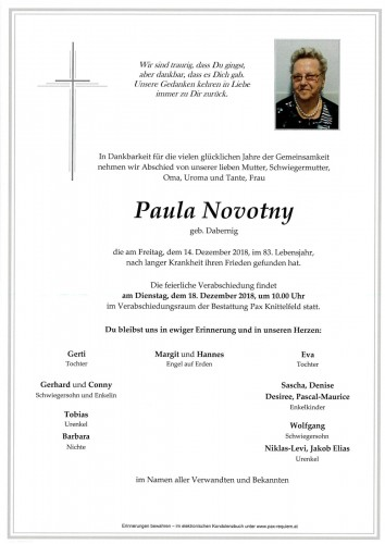 Paula Novotny