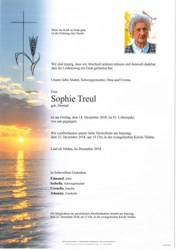 Sophie Treul