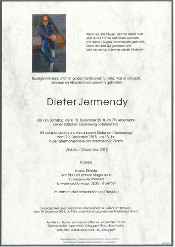 Dieter Jermendy