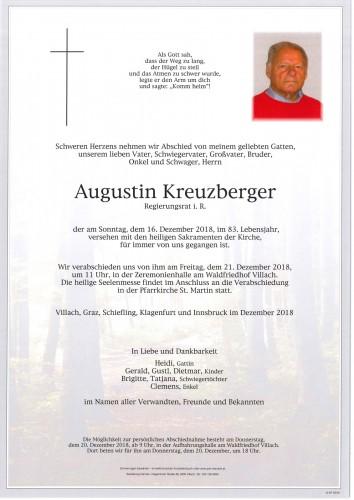 Augustin Kreuzberger