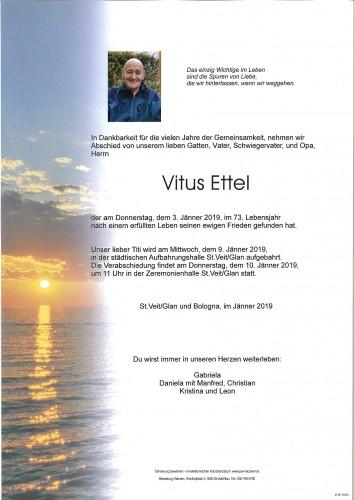 Vitus Ettel