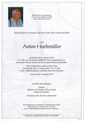 Anton Hochmüller