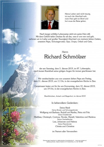 Richard Schmölzer