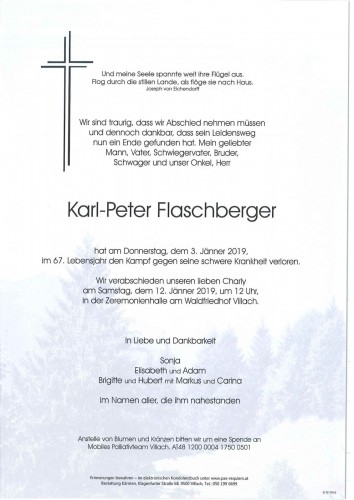 Karl-Peter Flaschberger