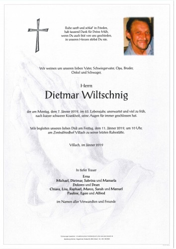 Dietmar Wiltschnig