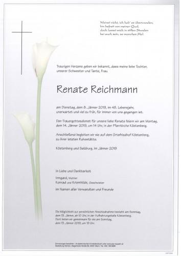 Renate Reichmann