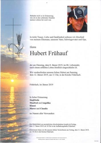 Hubert Frühauf