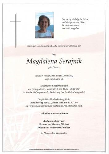Magdalena Serajnik