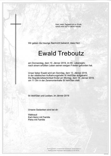 Ewald Treboutz