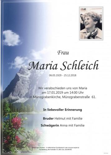 Maria Schleich