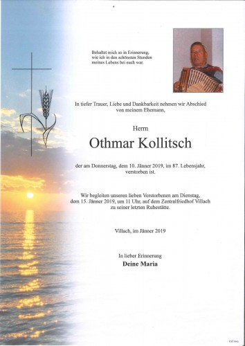Othmar Kollitsch