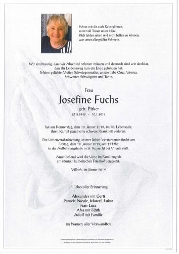 Josefine Fuchs