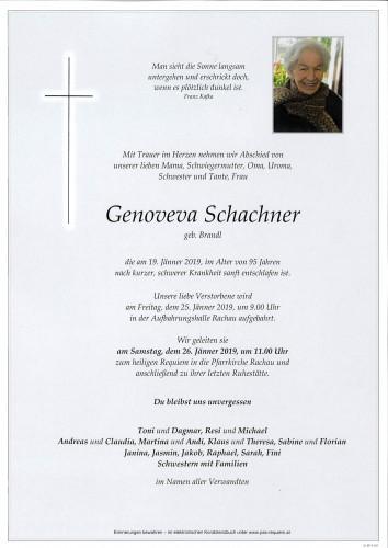 Genoveva Schachner