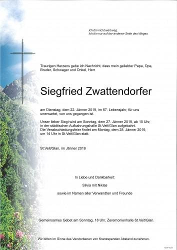 Siegfried Zwattendorfer