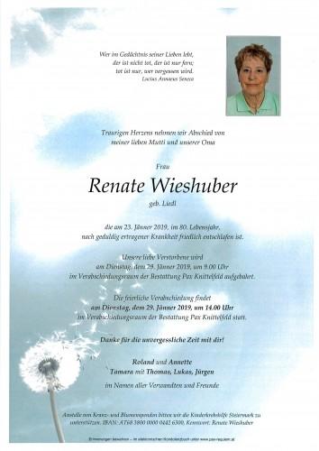 Renate Wieshuber
