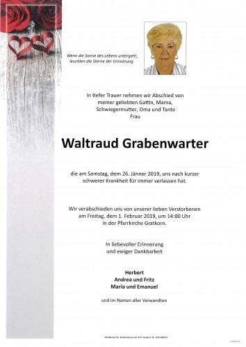 Waltraud Grabenwarter