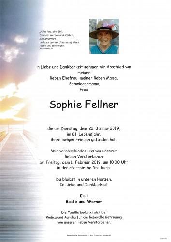 Sophie Fellner