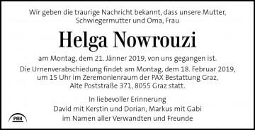 Helga Nowrouzi