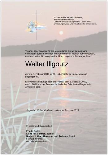 Walter Illgoutz