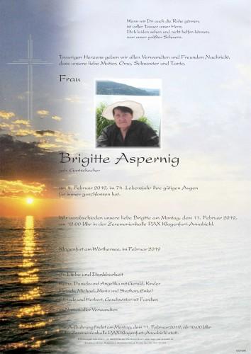 Brigitte Aspernig