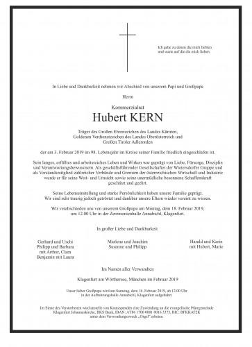 Hubert Kern