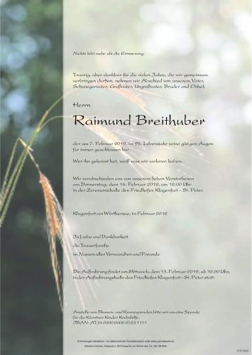 Raimund Breithuber