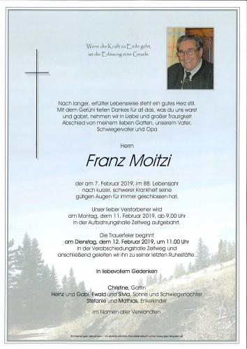 Franz Moitzi