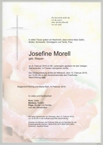 Josefine Morell